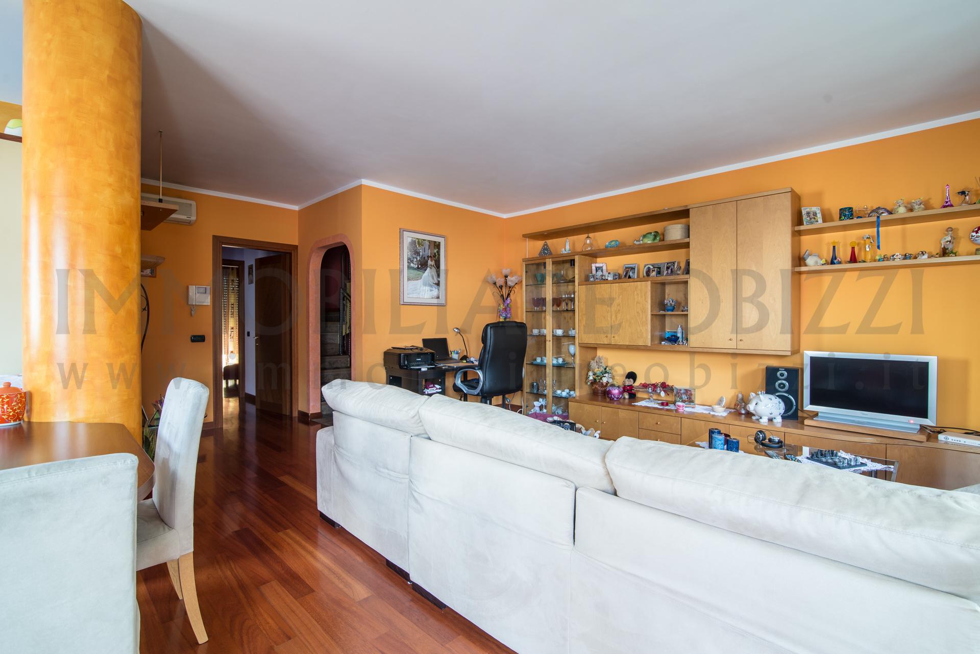 ALBIGNASEGO – SAN TOMMASO, porzione di bi-familiare con giardino privato di 140MQ