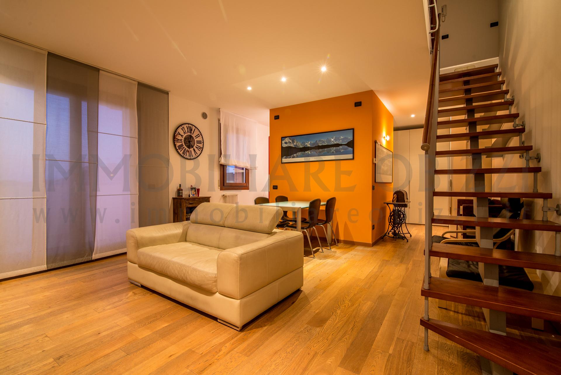 ALBIGNASEGO – SAN LORENZO,duplex con 3 camere e terrazza abitabile di 20MQ