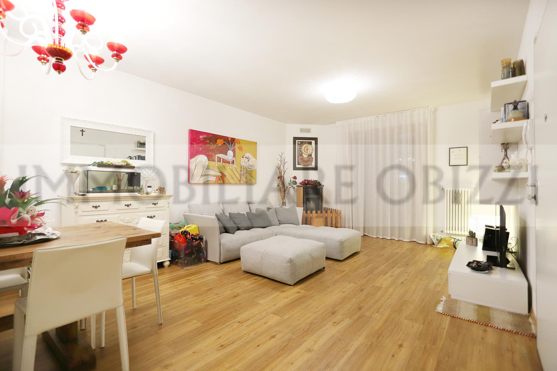 PADOVA – SALBORO, duplex con 3 camere e garage doppio