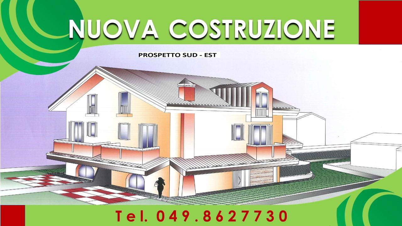 ALBIGNASEGO – LION – Trifamiliare di nuova costruzione