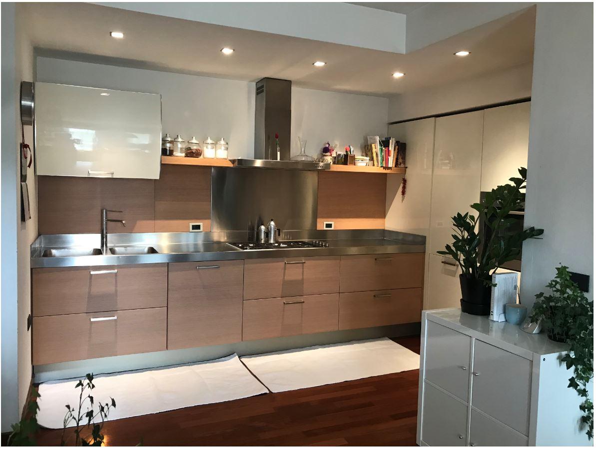 PADOVA – PADOVA 2000, duplex con 2 camere e mansarda di 30MQ