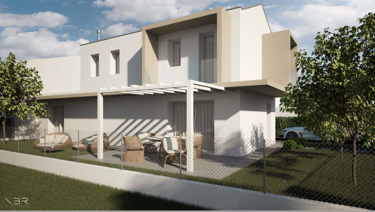 ALBIGNASEGO centro – Terreno Edificabile con Progetto Approvato –