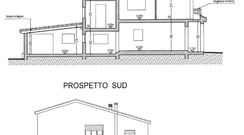 Sezione - Prospetti