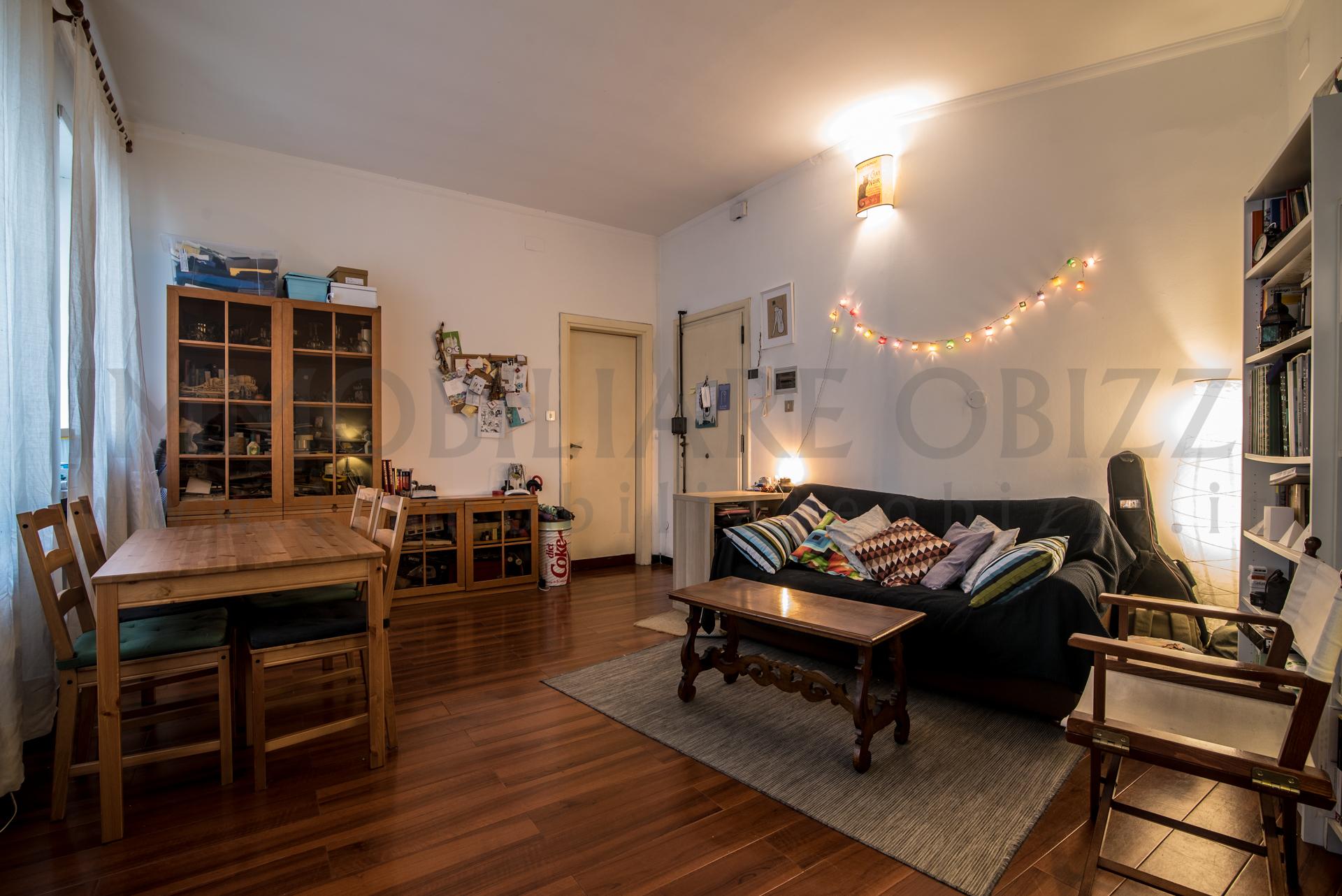 PADOVA VIA SAN FERMO – Appartamento luminoso al terzo e ultimo piano con ascensore