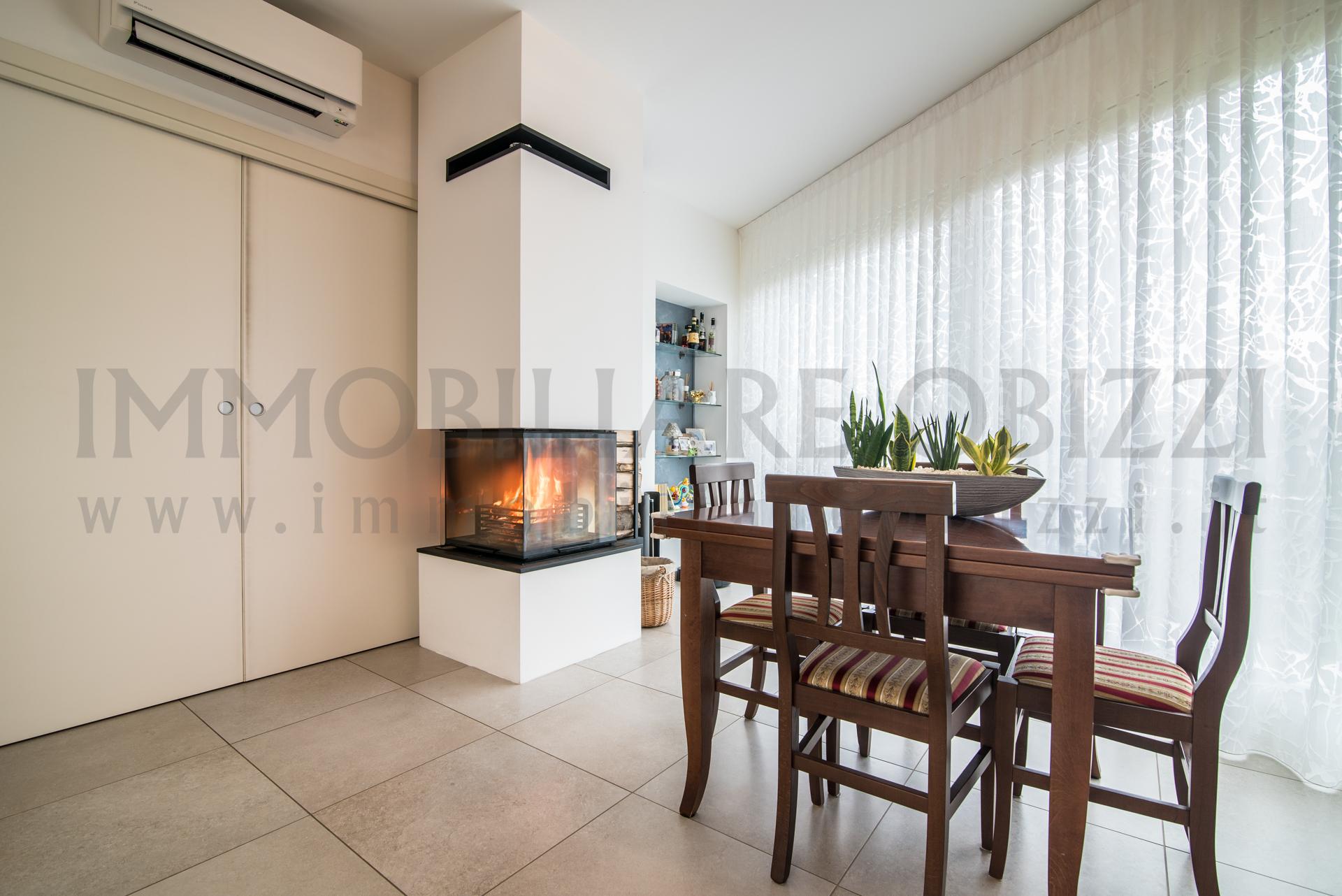 ALBIGNASEGO -Zona Ferri- Appartamento due camere con giardino –