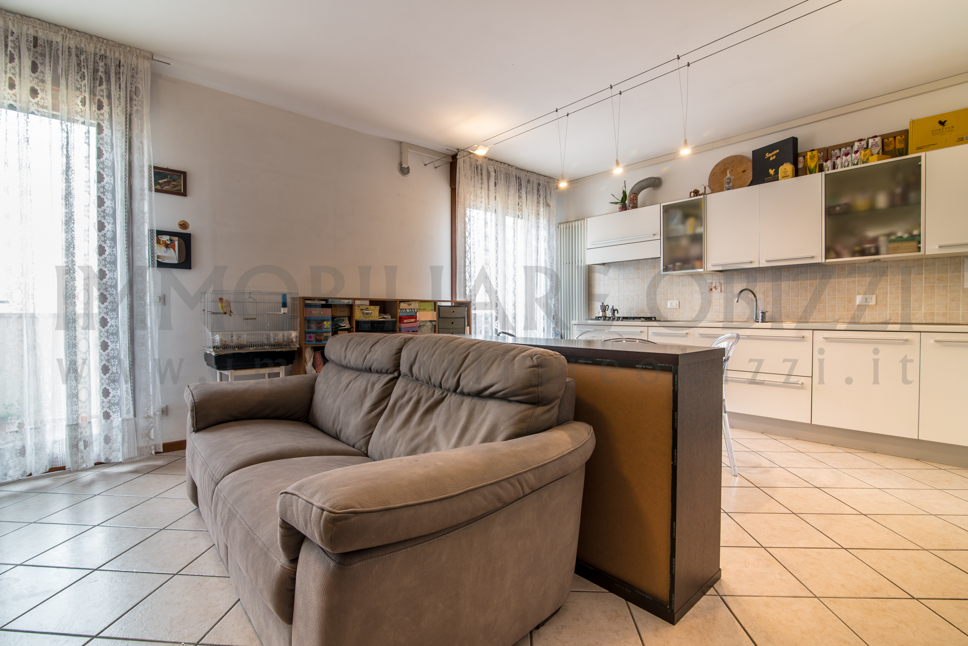 ALBIGNASEGO – SANT'AGOSTINO, appartamento duplex con due camere