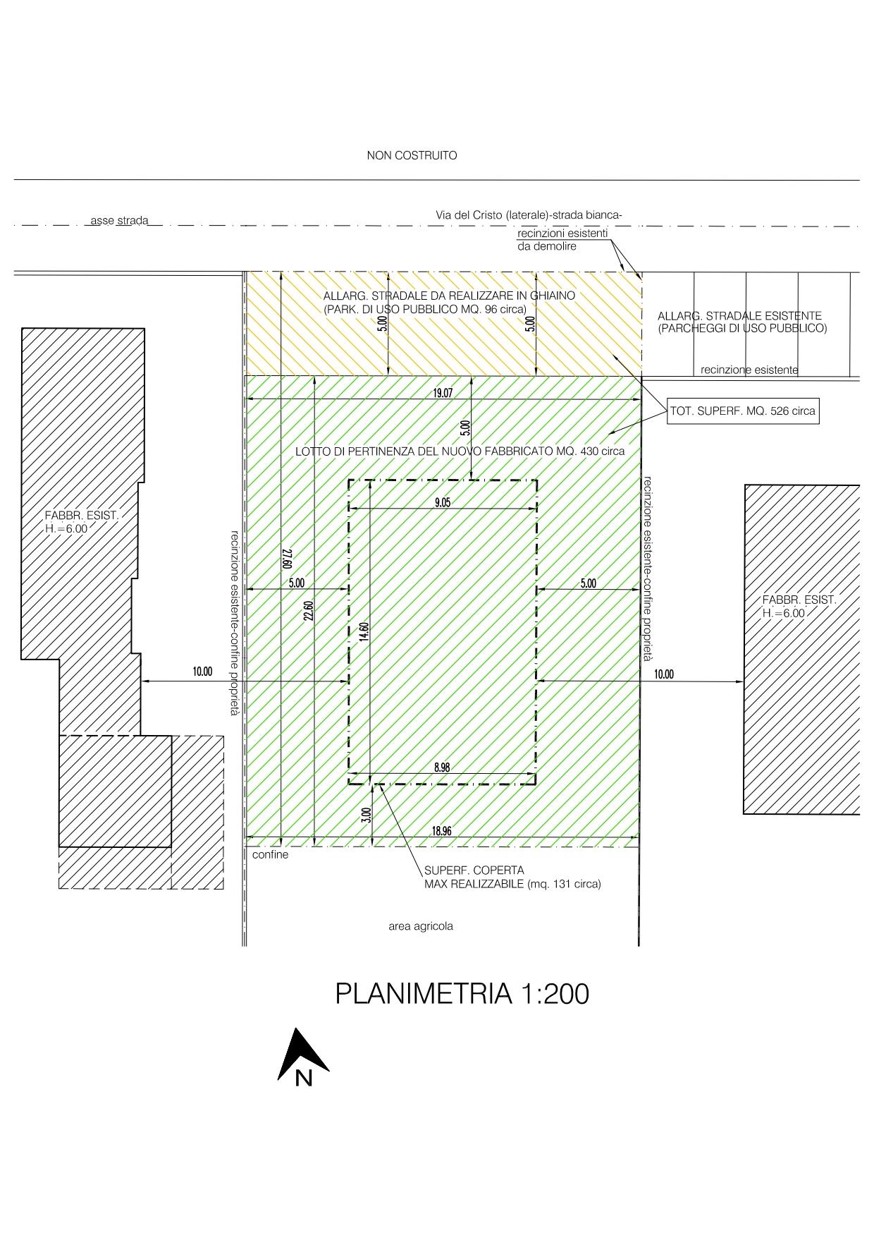 Padova – Voltabarozzo – Terreno edificabile –