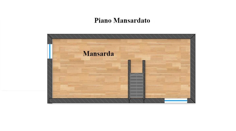 Piano Mansardato