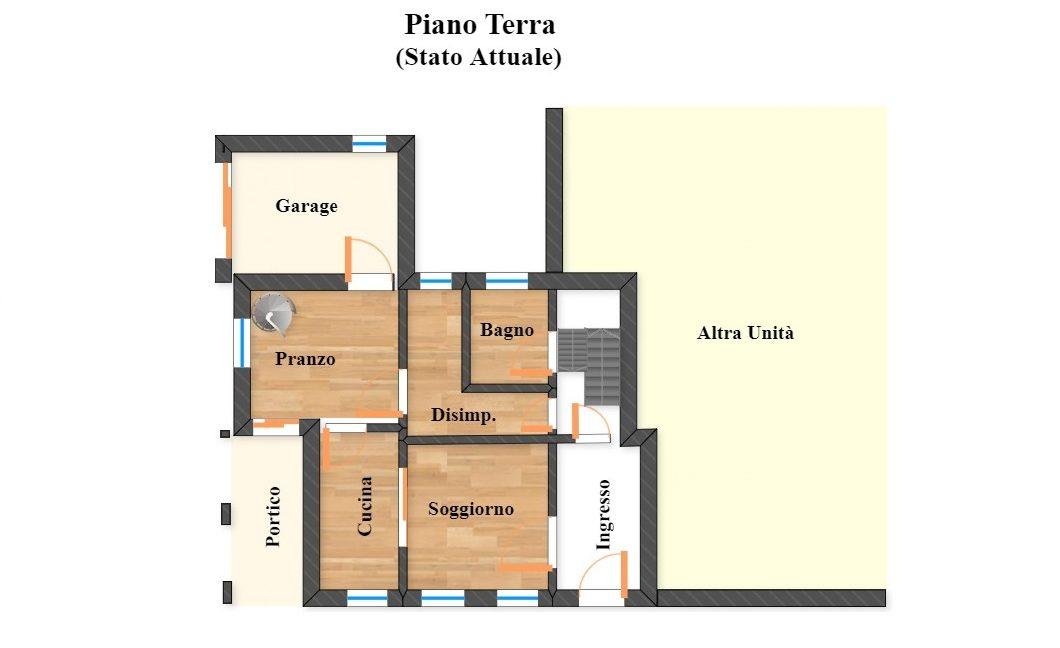 Piano Terra 1