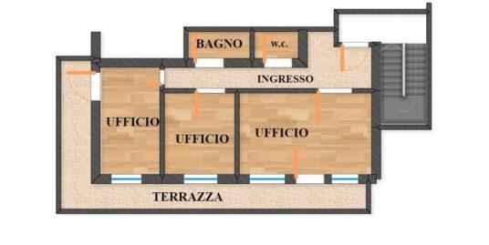 ALBIGNASEGO – Sant'Agostino – Ufficio/Abitazione –